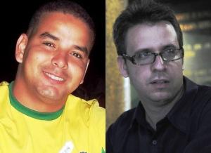 """El periodidta Yoerky Sánchez y el historiador Elier Ramírez. Los """"comisarios políticos""""  que amenzan a Fernando Ravsberg"""