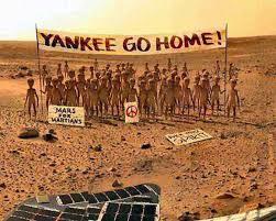 Yanquis go home