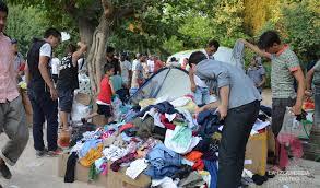 campo refugiados Grecia