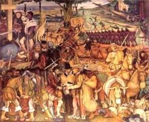 conquista y colonizacion de america