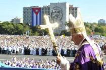Visita del Papa a Cuba 2012