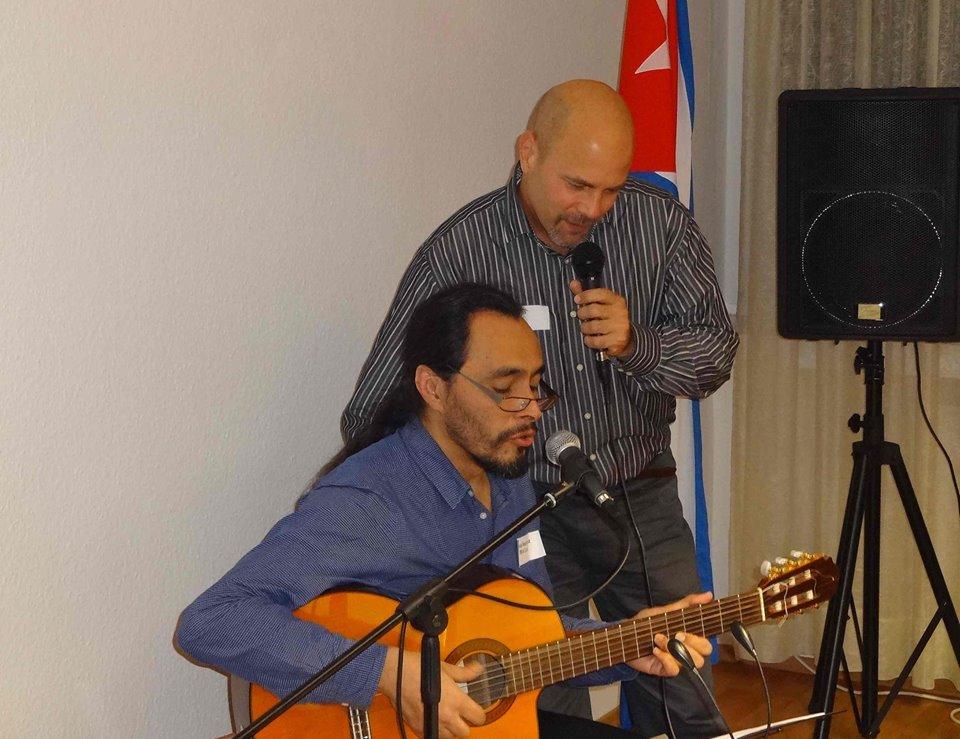 embajada cubana bonn: